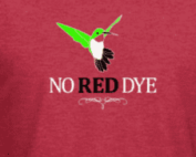 No Red Dye